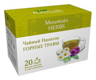 Ramuk Mountain Herbs