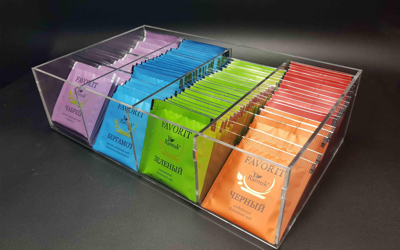 Ramuk Фаворит-1 орг-стекло для чая