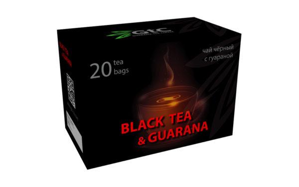 GtC черный с гуараной