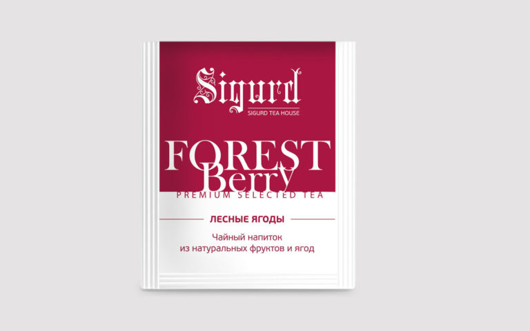 SIGURD Forest Berry 150 шт
