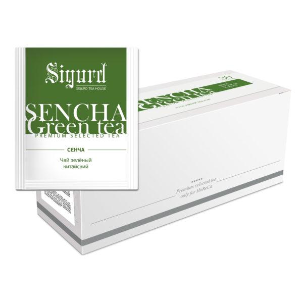 SIGURD Sencha Green Tea
