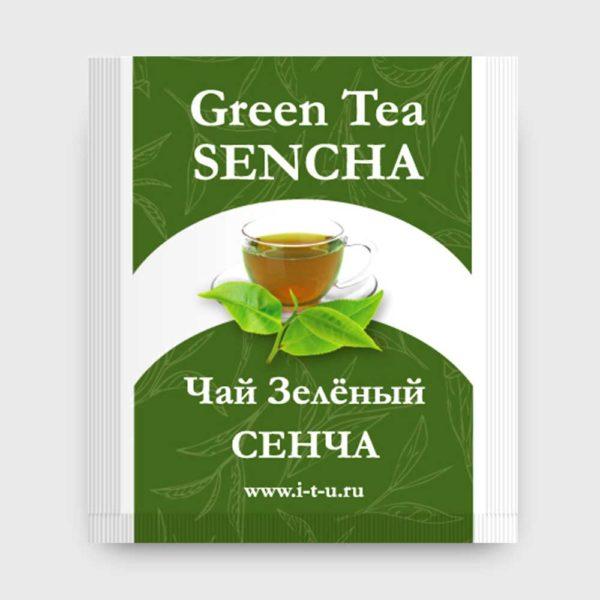 Чай в стиках RAMUK Зеленый в стике 12 шт.