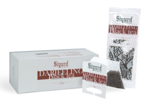 SIGURD Дарджилинг черный для чайника