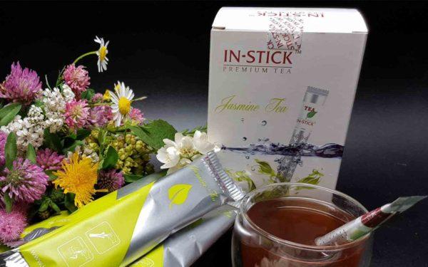 IN-STICK Зеленый с Жасмином