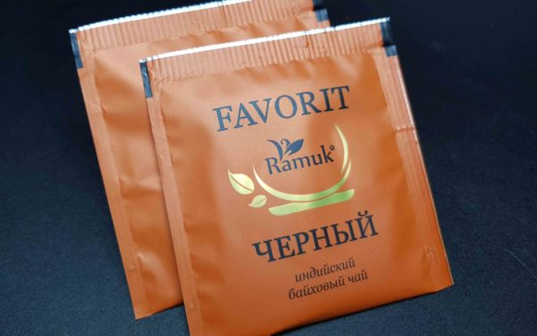 RAMUK FAVORIT Black Tea 200*1,5 г