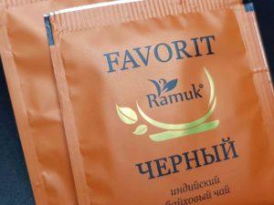 RAMUK FAVORIT черный 200шт