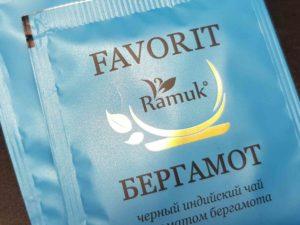 RAMUK FAVORIT Бергамот 200 шт.