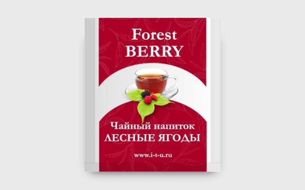 RAMUK Forest Berry 20*1,8гр