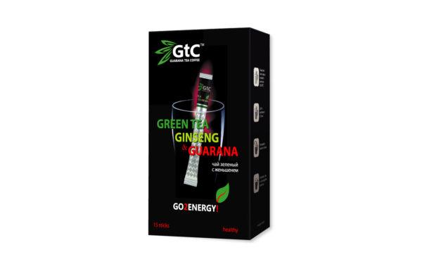 GtC кофе с гуараной