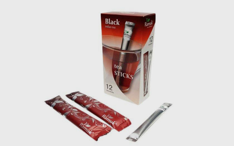 RAMUK Black Tea в стике