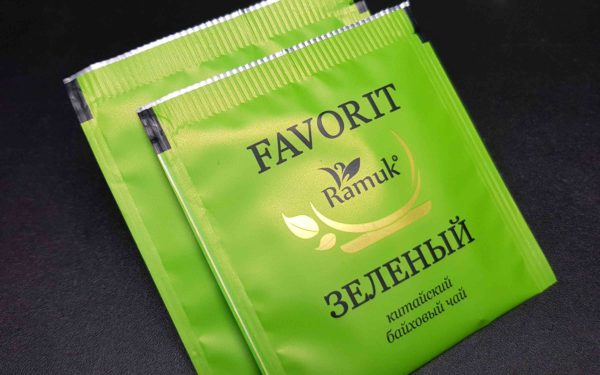 RAMUK FAVORIT  Green Tea 200*1,5 г