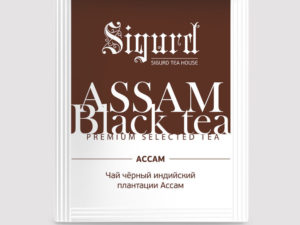 SIGURD черный Ассам 150 шт