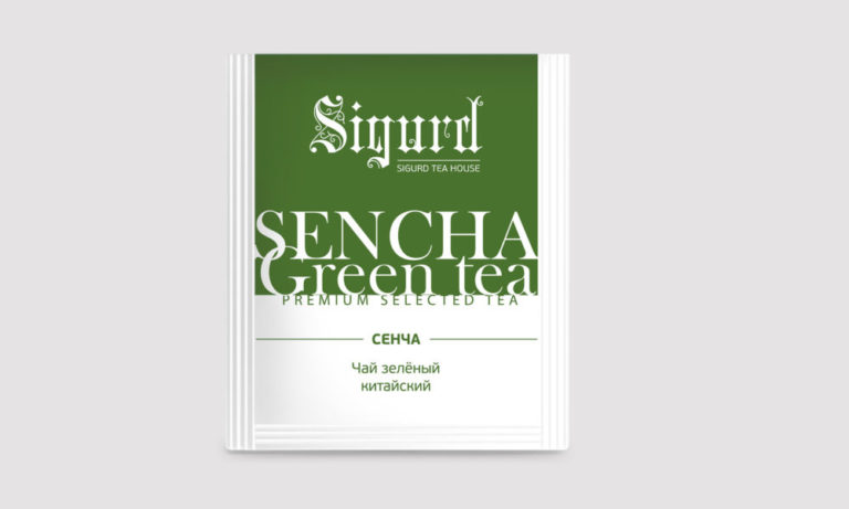SIGURD SENCHA  150 шт