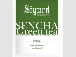 SIGURD Зеленый с сенча 150 шт