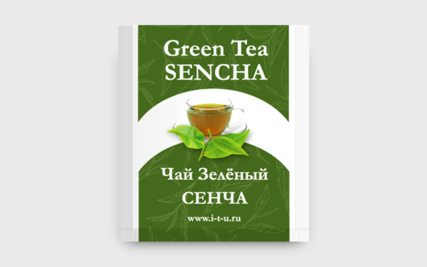 Ramuk зеленый чай Сенча 150*1,8гр.