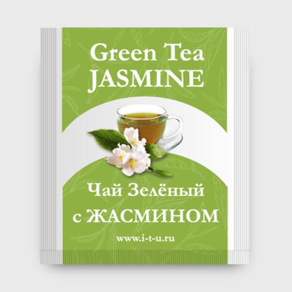 RAMUK зеленый с жасмином 150шт
