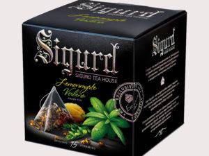 SIGURD зеленый Lemonmyrte & Verbena