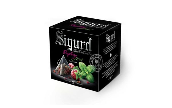SIGURD Raspberry & Mint