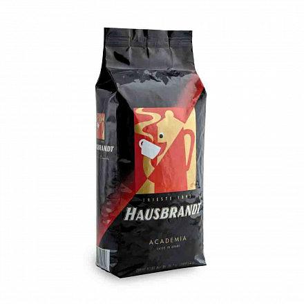 Кофе в зернах Hausbrandt Академия, вакуумная упаковка 1000 г