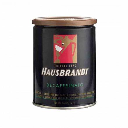 Кофе молотый Hausbrandt без кофеина, 250 г