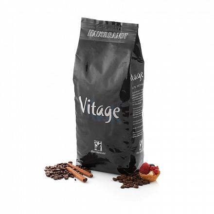 Кофе в зернах Hausbrandt Vitage, 100% арабика, 1000 г