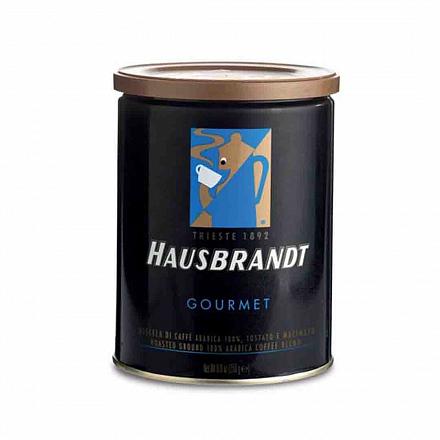 Кофе молотый Hausbrandt Gourmet, 100% арабика, 250 г