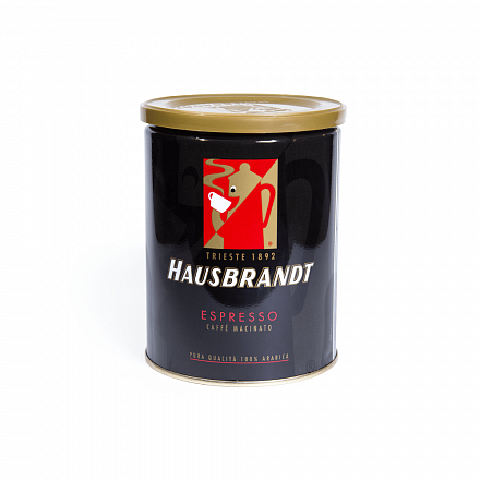 Кофе в зернах Hausbrandt Espresso, 100% арабика, 250 г