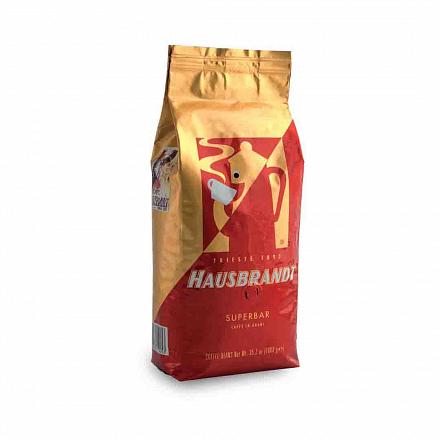 Кофе в зернах Hausbrandt Superbar, 1000 г