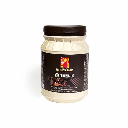 Горячий шоколад Hausbrandt CHOCO-LA, 1000 г