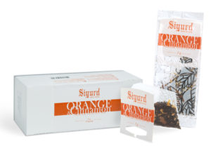 SIGURD Апельсин с корицей для чайника
