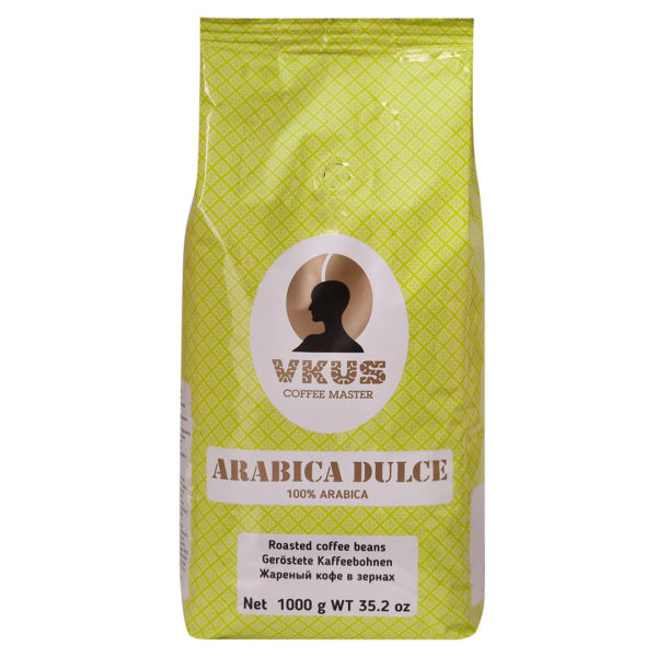 Кофе в зернах Arabica Dulce 1 кг (Германия)