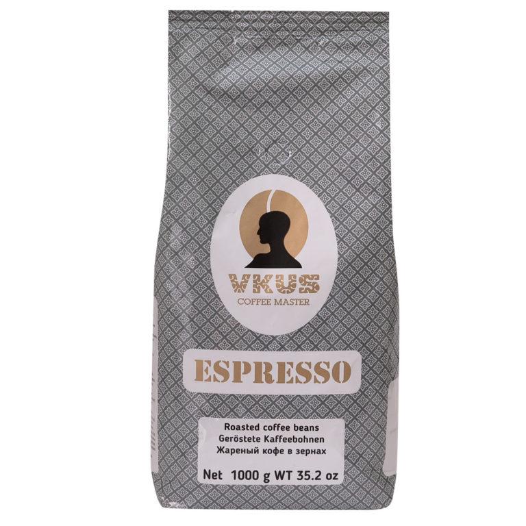 Кофе в зернах Espresso 1 кг (Германия)